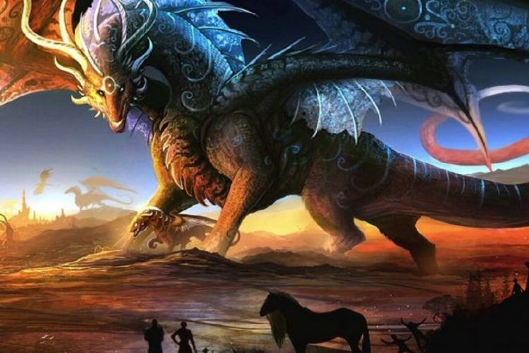dragons et significations
