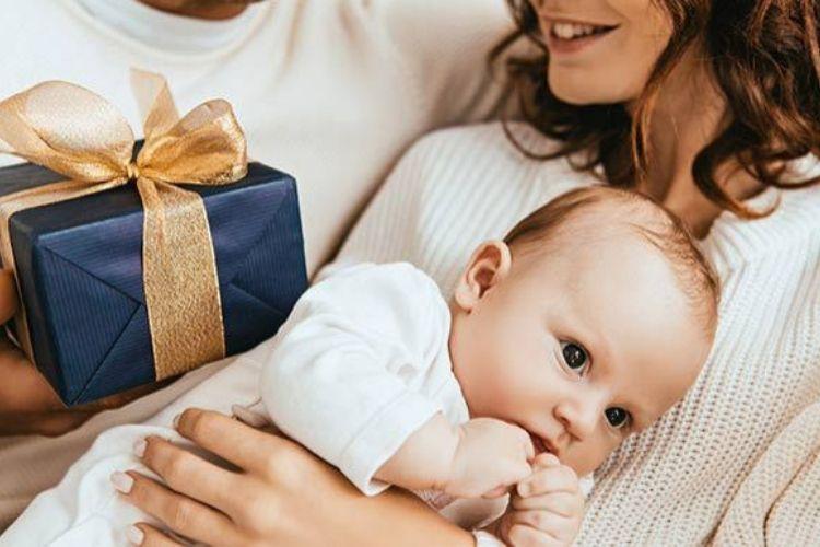 super cadeau de naissance